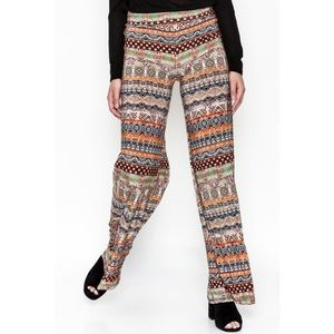 Superline Pants - Autumn Palazzo Knit Pants BRAND NEW WITH TAGS